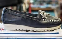 Bloom ultra soft leather loafer from padders and available at shopofshoes.com or from Our shop Dowling shoes Hampshire near Basingstoke, Newbury, Winchester and Andover.